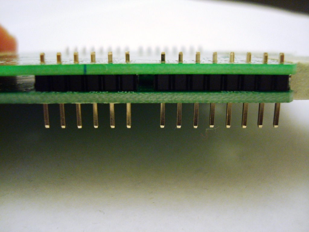 How I Soldered Header Pins For Arduino Shields Liudrs Blog Soldering On From Dummies Male