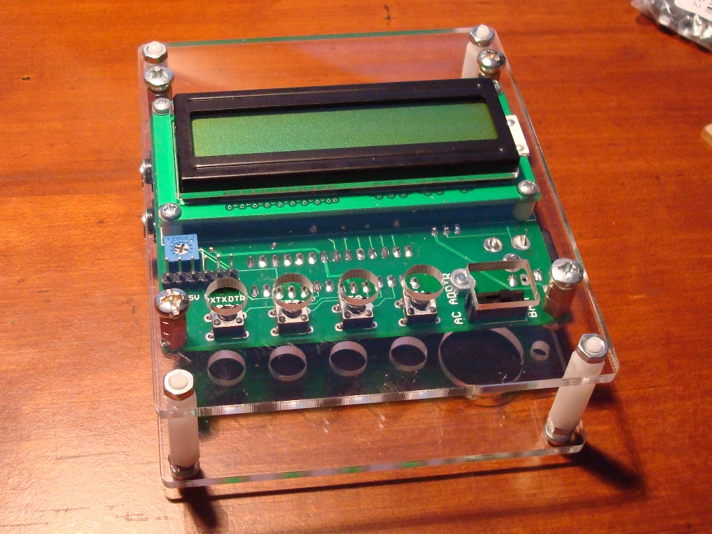 Make an enclosure or face plate for your arduino projects | Liudr\'s Blog