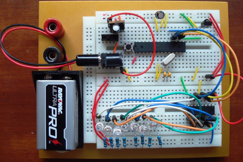 How To Use A Breadboard Liudr S Blog