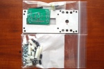 phi-panel backpack 16X2 rotary encoder keypad kit
