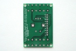 phi-panel backpack rotary encoder keypad PCB back