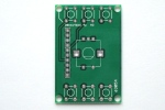 phi-panel backpack rotary encoder keypad PCB front