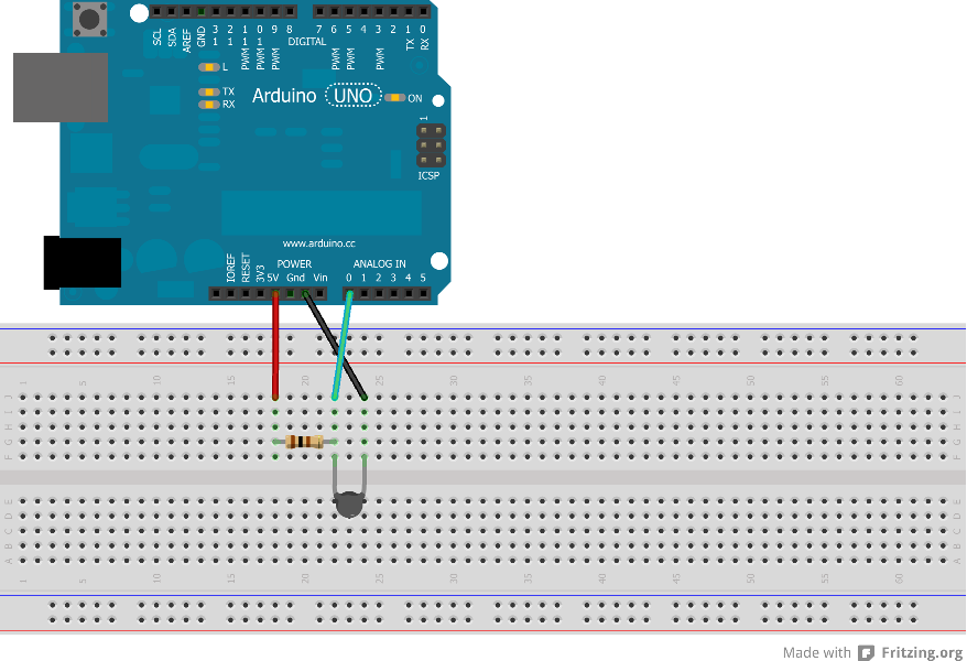 How to use a breadboard   Liudr\'s Blog
