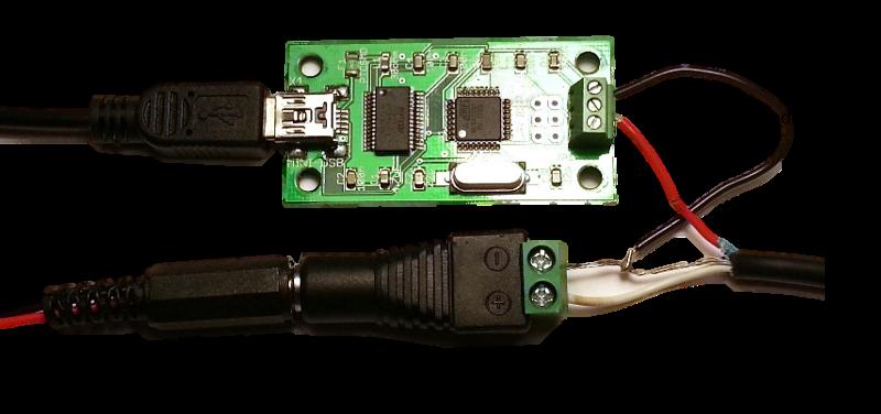 Paid Project - SDi-12 serial protocol Espruino