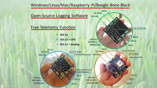 SDI-12 USB adapter | Liudr's Blog
