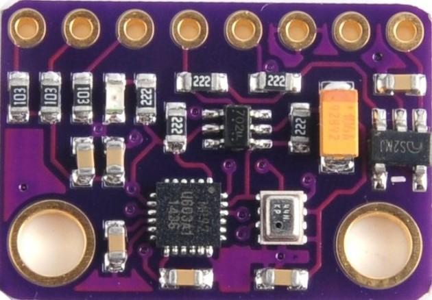 Mpu9250 Example Code